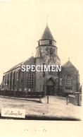 Fotokaart Kerk - Westouter - Heuvelland