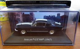SHELBY GT500 1967 DEAGOSTINI - Cars & 4-wheels