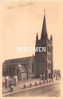 Kerk - Westrozebeke - Staden