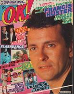 OK ! N° 401 09-1983 - FRANCIS HUSTER - SYLVIE VARTAN & DAVID HALLYDAY - FLASH DANCE - - Muziek