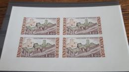LOT 486491 TIMBRE DE ANDORRE NEUF** LUXE NON DENTELE N°257 VALEUR 50 EUROS - Colecciones