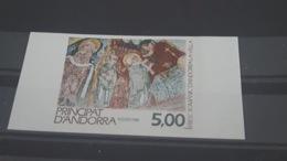 LOT 486494 TIMBRE DE ANDORRE NEUF** LUXE NON DENTELE N°375 VALEUR 48 EUROS - Colecciones