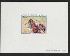 1972 - YT 1733 - Epreuve De Luxe  - Cote  100€ - - Epreuves De Luxe