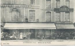 27 - Le Neubourg : Hotel De La Poste . - Le Neubourg