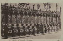68 - COLMAR - La Cathédrale - Les Stalles - Colmar