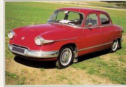 Panhard Dyna 17   (1964)  -  Carte Postale Modern - Passenger Cars