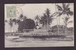 CPA Nouvelle Calédonie New Calédonia Circulé Océanie Canaques Métier - Neukaledonien