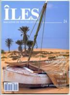ILES MAGAZINE N° 24 Antilles Néerlandaises , Chypre , Cap Vert , Ko Samui , Iles Vierges Britanniques - Aardrijkskunde