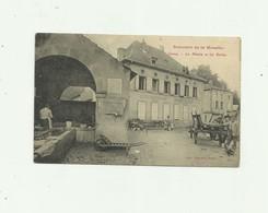 57 - CORNY - La Mairie Et Les écoles Animé Bon état - Autres Communes