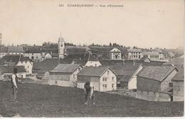25 - CHARQUEMONT - Vue D' Ensemble - France