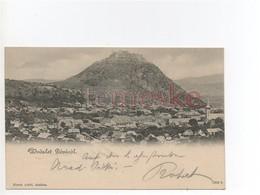 Déva  Deva Diemrich Látkép  1900 - Romania