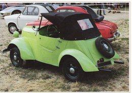 Rolux Motocar 125/175  (1950)   -  Carte Postale Modern - Passenger Cars
