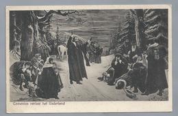 NL.- NAARDEN. J.A. COMENIUS MUSEUM. COMENIUS VERLAAT HET VADERLAND. - Musées