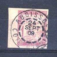 """N° 25 """"cachet Côte D'Ivoire"""" Cote 25e - Postage Due"""