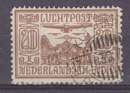 Nederlands Indie Luchtpost 7 TOP CANCEL KOTABOEMI ; Vliegtuig Flugzeug Avion Airoplane Airplane 1928 NETHERLANDS INDIES - Avions
