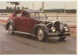 Voisin C27 Aérodyne (1936)   -  Carte Postale Modern - PKW