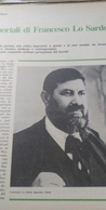 CALENDARIO DEL POPOLO 1980 FRANCESCO LO SARDO DEPUTATO DI NASO SICILIA - Libri, Riviste, Fumetti