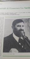CALENDARIO DEL POPOLO 1980 FRANCESCO LO SARDO DEPUTATO DI NASO SICILIA - Sonstige