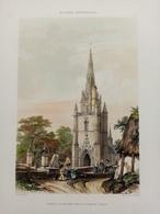 Chapelle De St Nicodème - Lithografieën