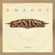 "7"" Single, Boston - Amanda - Rock"