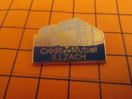 2519 Pin's Pins / Beau Et Rare / Thème BANQUES / CREDIT MUTUEL ILLZACH Par PICHARD - Banken