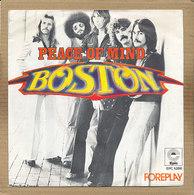 "7"" Single, Boston - Peace Of Mind - Rock"