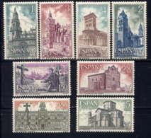 ESPAGNE - 1717/1724** - ANNEE DE St JACQUES DE COMPOSTELLE - 1971-80 Nuovi