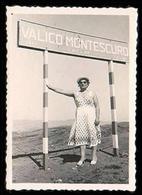 Foto Ricordo: Camigliatello Silano, Valico Montescuro - Anni '50 - Luoghi
