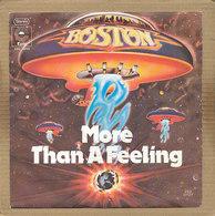 "7"" Single, Boston - More Than A Feeling - Rock"