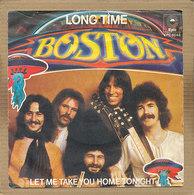 """7"""" Single, Boston - Long Time - Rock"""
