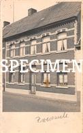 Fotokaart Oud Huis Emiel Verduyn - Joannes Depypere - Bruggestraat 142  - Zwevezele - Wingene