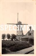 Foto   Molen  Derycke 1798 - Zwevegem 10,5x6,5 Cm - Zwevegem