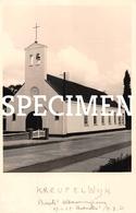 Fotokaart Kerk Kreupelwijk - Zwevegem - Zwevegem