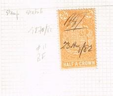 Victoria. Stamp Statute à Identier. Ancienne Collection. Old Collection - Postzegels