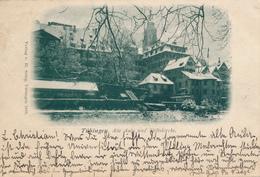TÜBINGEN  -  1899 , Alte Aula Und Stiftskirche - Deutschland