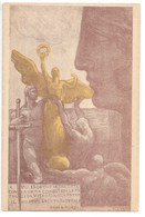 Cpa...illustrateur...Dazzi...militaria...italie...cartolina Augurale....Comando Militare Tripoli.... - Illustrators & Photographers