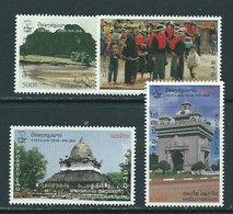 Laos - Correo 1999 Yvert 1341/4 ** Mnh - Laos
