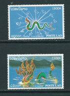 Laos - Correo 2000 Yvert 1369/70 ** Mnh - Laos