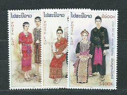Laos - Correo 2000 Yvert 1399/401 ** Mnh - Laos