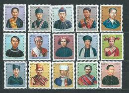 Laos - Correo 2001 Yvert 1413A/Q ** Mnh - Laos