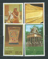 Laos - Correo 2003 Yvert 1520/3 ** Mnh - Laos