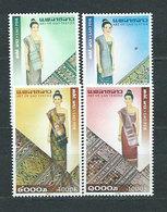 Laos - Correo 2003 Yvert 1528/31 ** Mnh - Laos