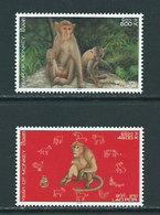 Laos - Correo 2004 Yvert 1536/7 ** Mnh - Laos