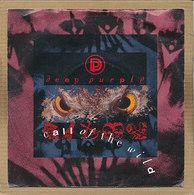"7"" Single, Deep Purple - Call Of The Wild - Rock"