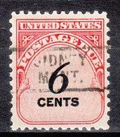 USA Precancel Vorausentwertung Preo, Locals Montana, Sidney 729 - United States