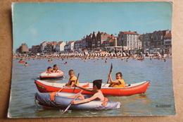 DUNKERQUE - La Plage - Jeux Aquatique Bateau Pneumatique (59 Nord ) - Dunkerque