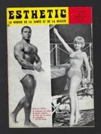 BODY BUILDING * CULTURISME * MAGAZINE * 1970 * +ARNOLD SCHWARZENEGGER * 18 PP * BEAUCOUP D IMAGES * 21 X 18 CM - Sport