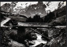 La Grave La Meije Pont Du Chazelet  Ed Airel NB Briançon Images Du Briançonnais  Non écrite Neuve TB - France