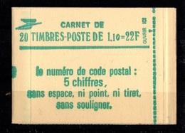 France Carnet 2058 C1 Fermé Sans Conf Sabine De Gandon - Carnets
