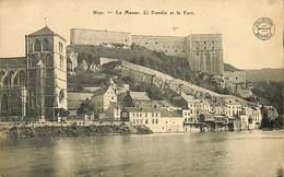 CPA - Belgique - Huy - La Meuse - Huy